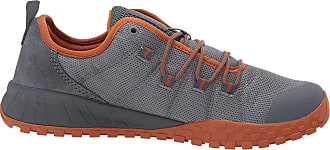 Columbia Mens Fairbanks Low Trainers, Grey (Ti Grey Steel, Bright Copper), 14 UK 48 EU