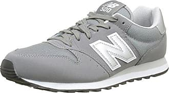 new products 67399 595d8 New Balance 500 Core, Chaussures de Fitness Homme, Gris (Grey White Gry