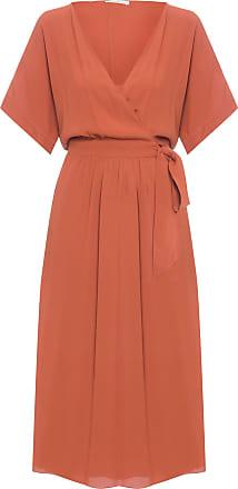 Dress To Vestido Cachecouer - Marrom