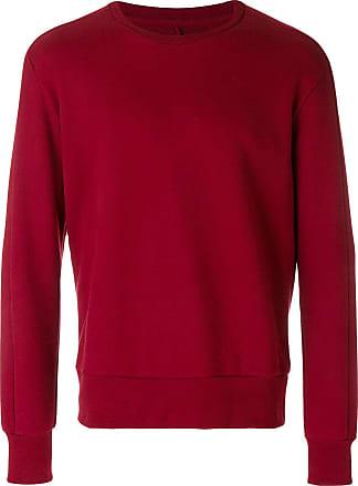 Natural Selection Suéter decote redondo - Vermelho