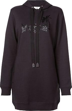 Coach Viper Room hoodie dress - Black