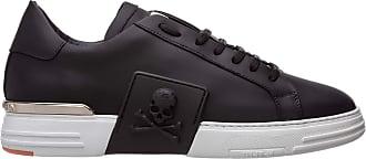 Philipp Plein Men Phantom Kick$ Sneakers Black 11 UK