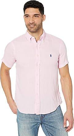 Ralph Lauren Polo Mens Short Sleeve Tropical Floral Slim Fit Oxford Shirt NWT
