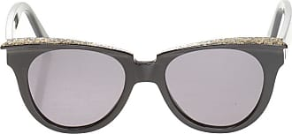 Philipp Plein Patterned Sunglasses Womens Black