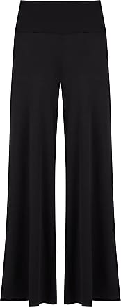 Alcaçuz Calça Lastro pantalona - Preto
