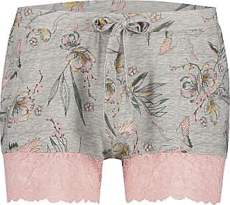 Hunkemöller Shorts aus Jersey Grau S