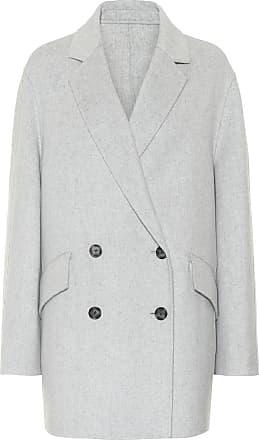 Joseph Milburn wool and cashmere coat
