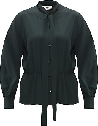 Lanvin Long-sleeved Top Womens Green