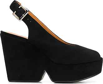Robert Clergerie Dylan platform sandals - Black