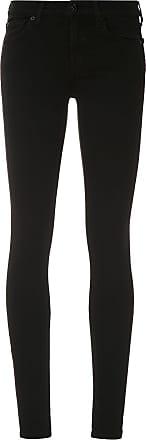 7 For All Mankind Calça jeans skinny - Preto
