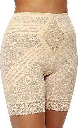 Rago Womens Light Shaping Capri Pant Black 6X-Large