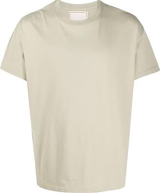 Jeanerica Camiseta decote careca Marcel - Verde