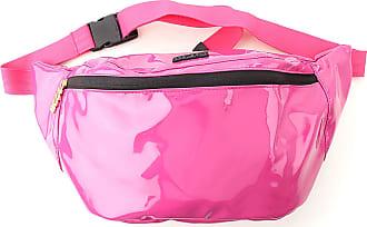 GCDS Shoulder Bags On Sale, fucsia, polyurethane, 2019, one size