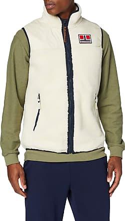 Helly Hansen Mens 1877 Pile Vest Waistcoat, Beige (Crema 034), X-Large