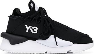 Yohji Yamamoto Kaiwa knit sneakers - Black