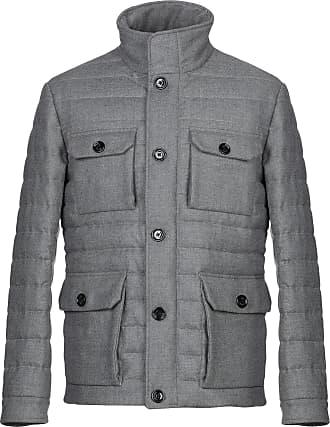Herren Daunenjacken in Grau von 10 Marken | Stylight