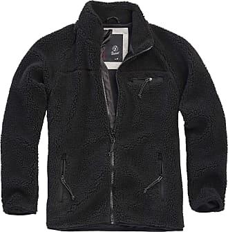 Brandit Teddy Fleece Jacket Between-Seasons Jacket Black 4XL