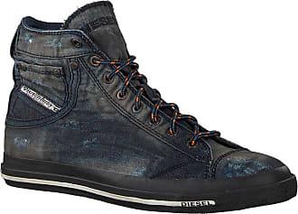 fd412f4be33ea8 Diesel Schwarze Diesel Sneaker EXPOSURE I