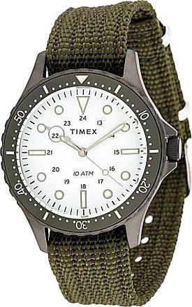Timex Relógio Navi XL 41mm - Verde