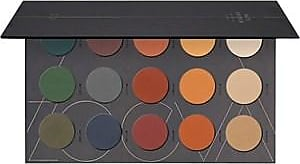 Zoeva Eyes Eye Shadow Matte Spectrum Eyeshadow Palette 1 Stk