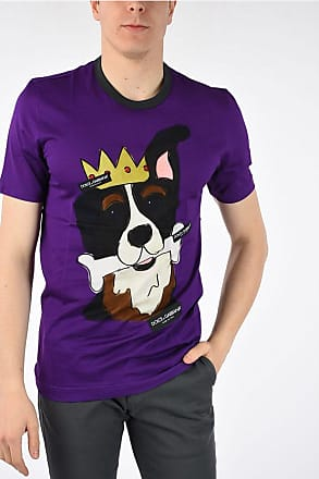 f8bf2568459737 Dolce   Gabbana® Printed T-Shirts  Must-Haves on Sale up to −50 ...