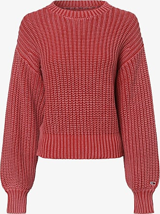 Tommy Jeans Damen Pullover rosa