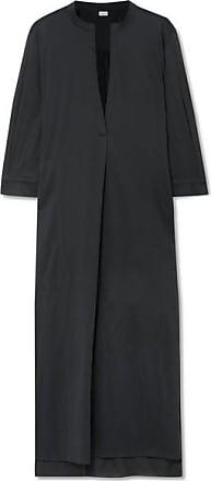 87427d8a5b7 Eres Zephyr Odette Cotton-voile Dress - Charcoal