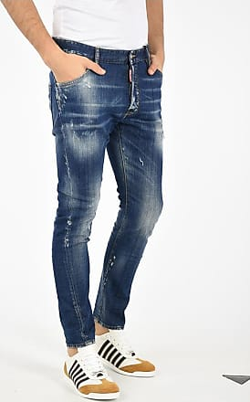 Dsquared2 16 cm Distressed Jeans CLASSIC KENNY TWIST size 56