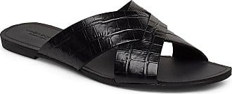 Vagabond Tia Shoes Summer Shoes Flat Sandals Svart VAGABOND