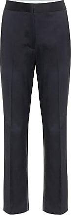 Stella McCartney Mid-rise straight wool pants