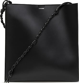 Jil Sander Tangle Shoulder Bag Womens Black