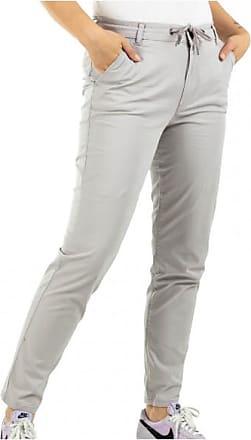 Reell Reflex Women Chino Pantaloni tempo libero Donna | grigio