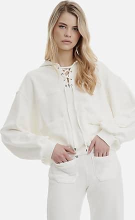 Sugarfree White cotton long sleeved futer