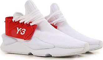 Yohji Yamamoto Sneaker für Herren, Tennisschuh, Turnschuh Günstig im Sale, Weiss, Textilien, 2019, 40 41 42 42.5 43 44 44.5 45