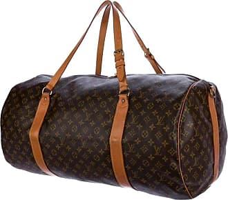 553f92907a71 Louis Vuitton Keepall Monogram Sac Polochon 70 869077 Brown Weekend travel  Bag