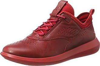 d7a5a633e7d55a Ecco Damen SCINAPSE Sneaker Rot (Chili Red)