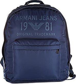 8e72e2ab3c1a Armani Jeans Nylon Rucksack Herren Tasche Laptop Schulrucksack blu