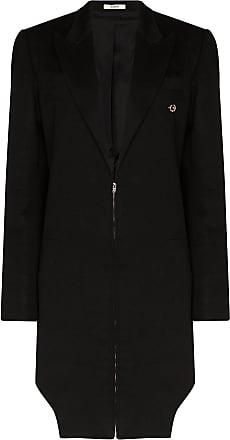 Zilver Zip-up coat - Black