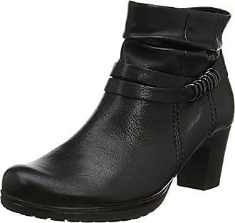 FemmeNoir27 Gabor Comfort BasicBottes EU Micro39 Schwarz k8n0PwO