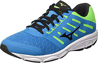 best loved 328a5 7ef18 Mizuno Ezrun Chaussures de Running Homme, Multicolore  (Bluejewel Black greengecko 10)