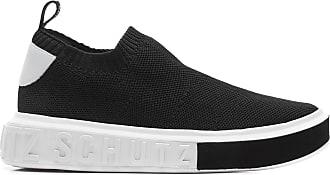 Schutz Tênis Sneaker It Bold Knit - Preto