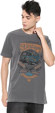 Von Dutch Camiseta Von Dutch Vintage Grafite