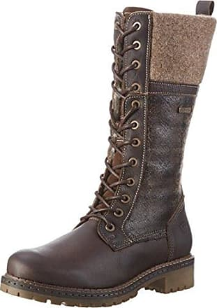Tamaris Damen 26431 Combat Boots, Braun (Mocca Comb 303), 40 EU 1d75466d02