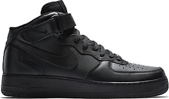 Nike Air Force 1 Mid 07 Mens Sneaker black