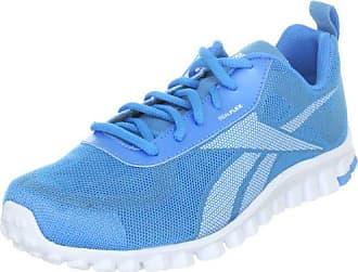 Reebok REALFLEX SCREAM J89669, Damen Sneaker, Blau (CALIFORNIA BLUE WHIT), 32fc82e03d