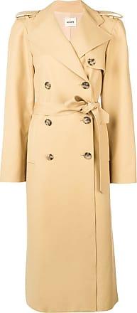 Khaite Trench coat longo - Neutro