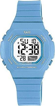 Q&Q Relógio Q&q Feminino Azul M137j004y