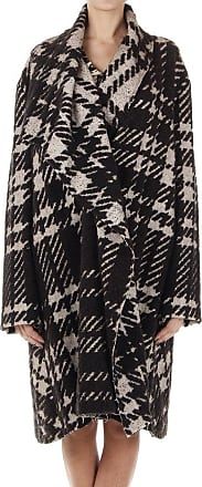 Lanvin Alpaca mixed MANTEAU coat size 38