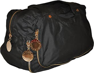 8fd09b721cb5 Stella McCartney Stella Mccartney Black Handbag With Gold Hardware