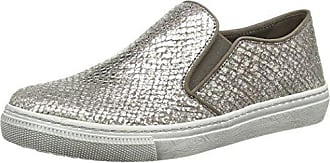 4f93ff26b3d7 Gabor Shoes 44.340 Damen Slipper,Grau (83 fango),40.5 EU